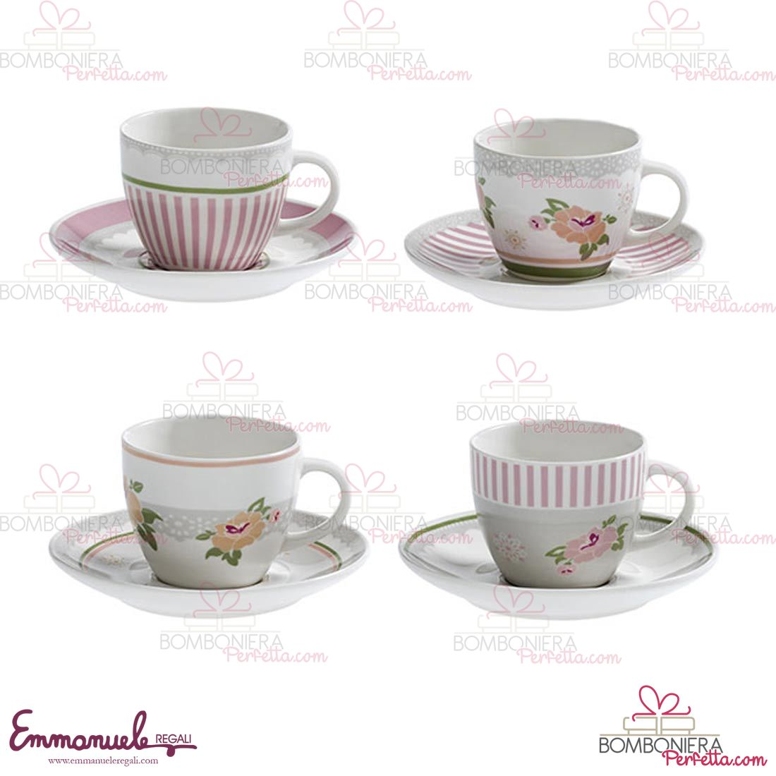 53250_tazzina_caffè_set_4_pezzi_brandani_2019_emmanueleregali_bombonieraperfetta.jpg (1100×1100)