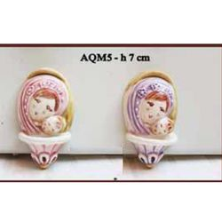 acquasantiera_maternita_AQM5_h7cm_ceramica_le_ceramiche_di_nonnarosa_emmanueleregali_bombonieraperfetta