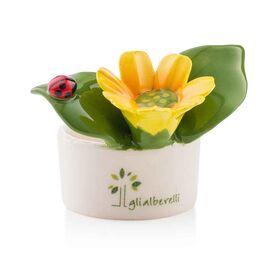 0195-fiore-giallo-Profumine Micro-Gli Alberelli-bombonieraperfetta-emmanueleregali