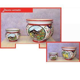 porta_piante_ceramica_le_ceramiche_di_nonna_rosa_emmanueleregali_bombonieraperfetta